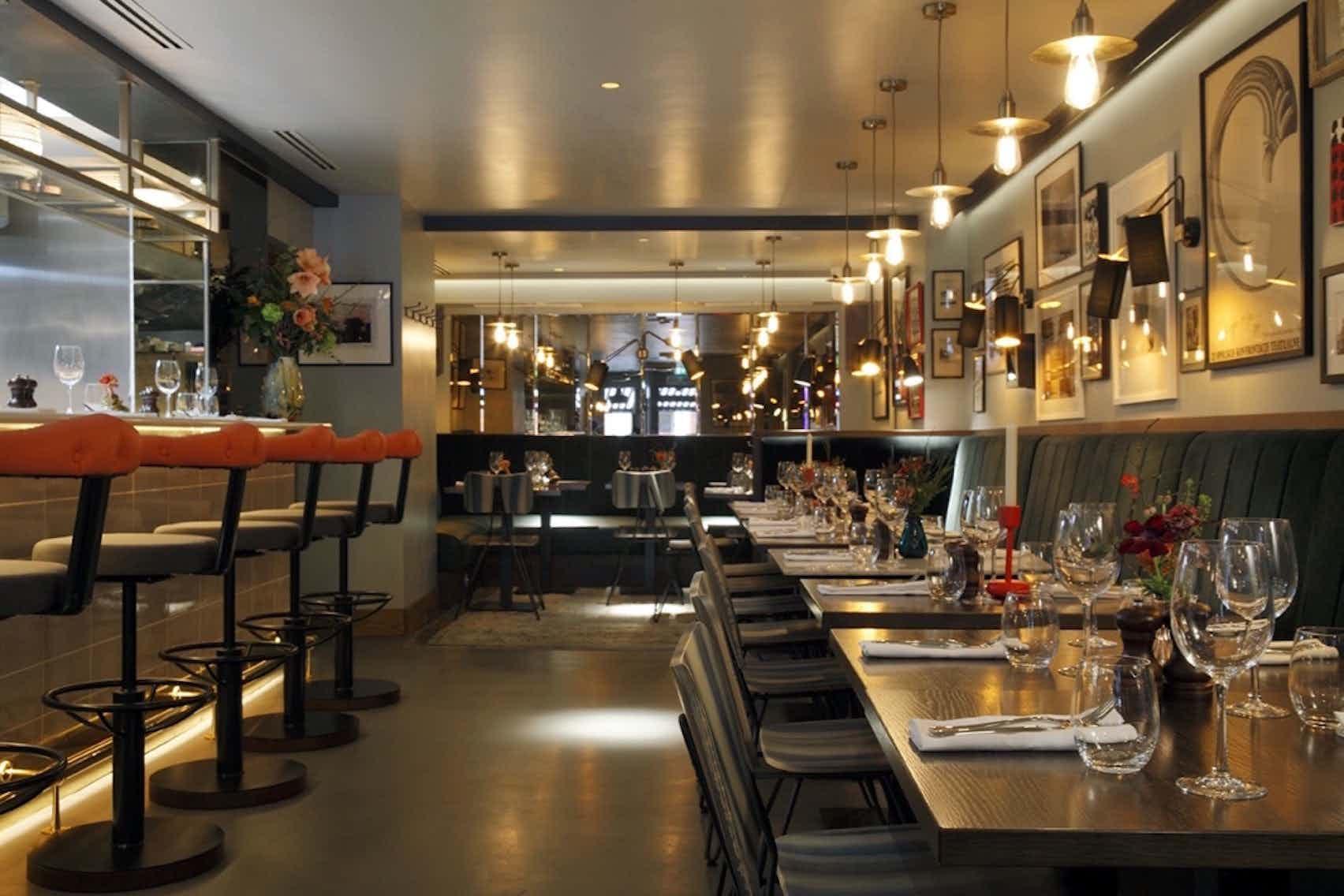GALLEY RESTAURANT, Galley Restaurant - Islington