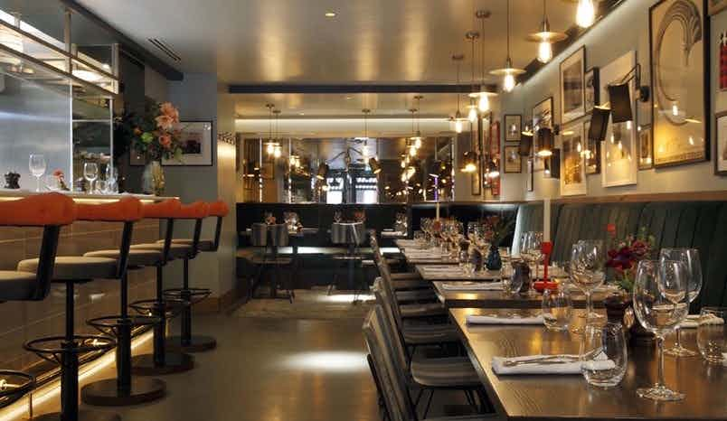 GALLEY RESTAURANT, Galley Restaurant - Islington