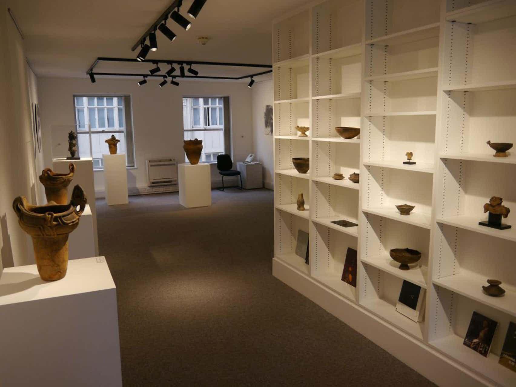 2nd Floor at Brian Haughton Gallery, 2nd Floor at Brian Haughton Gallery