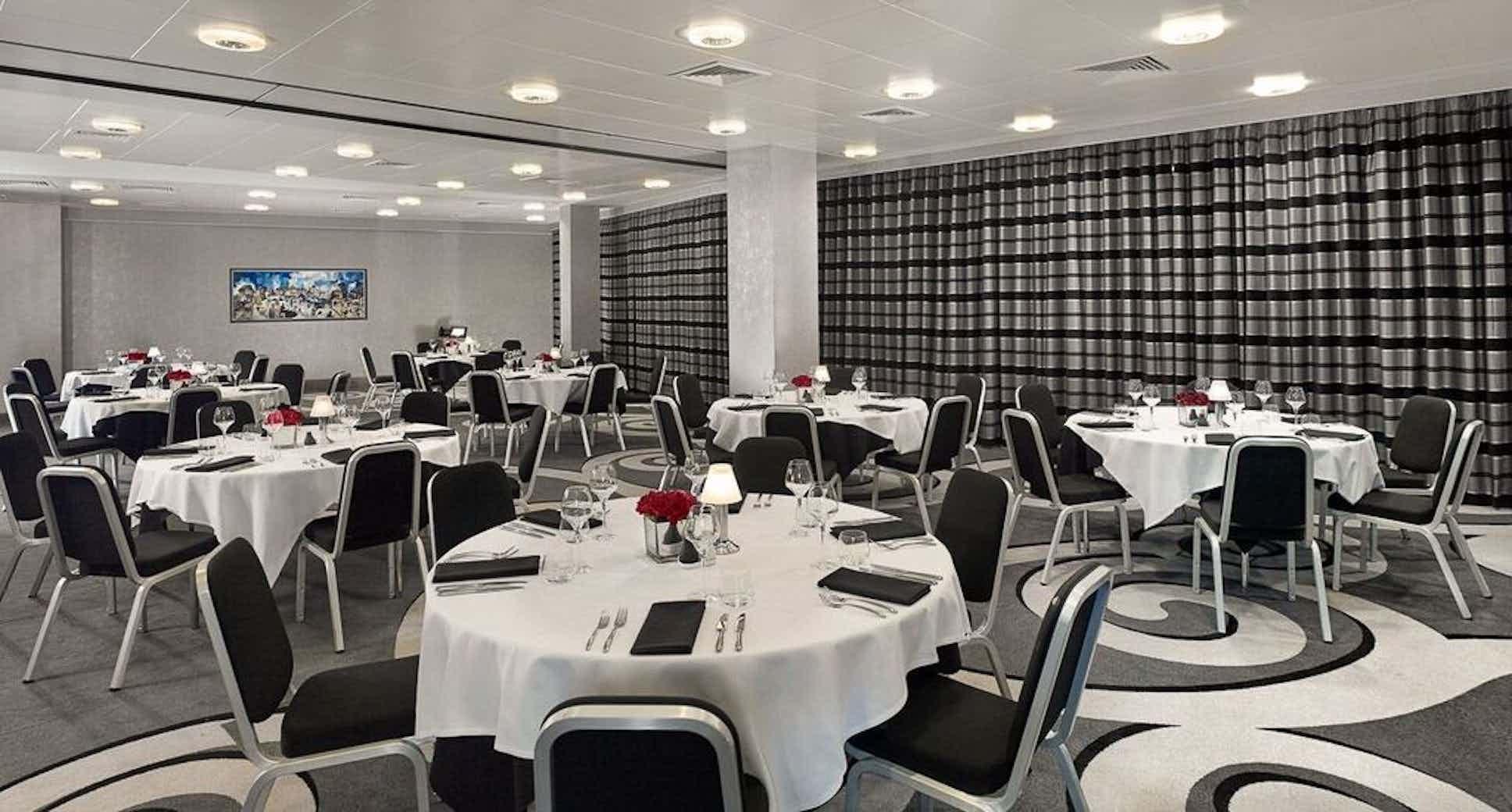 Meeting Room Three and Four , Clayton Hotels Birmingham