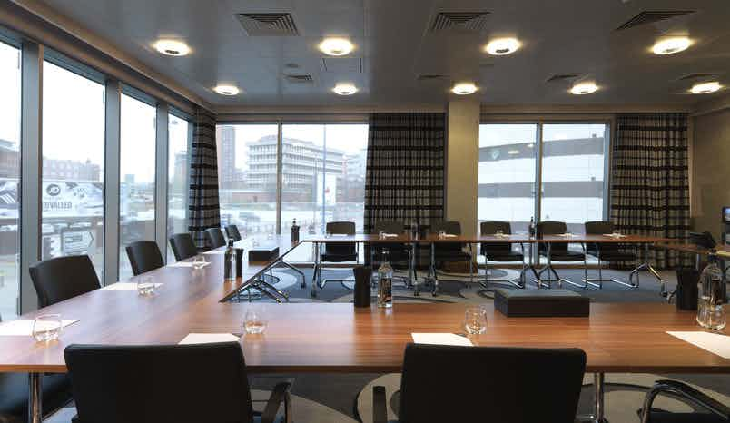 Meeting Room Four, Clayton Hotels Birmingham