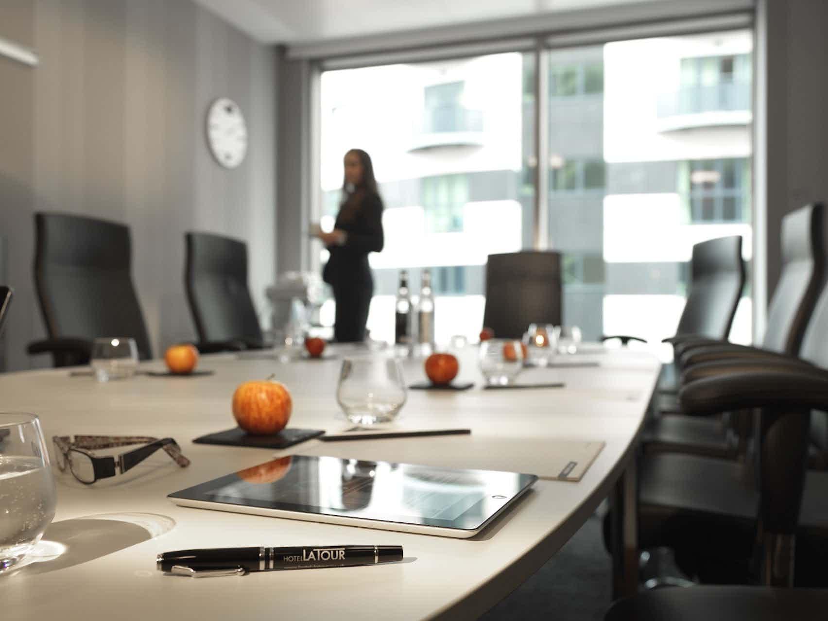 Meeting Room Nine, Clayton Hotels Birmingham