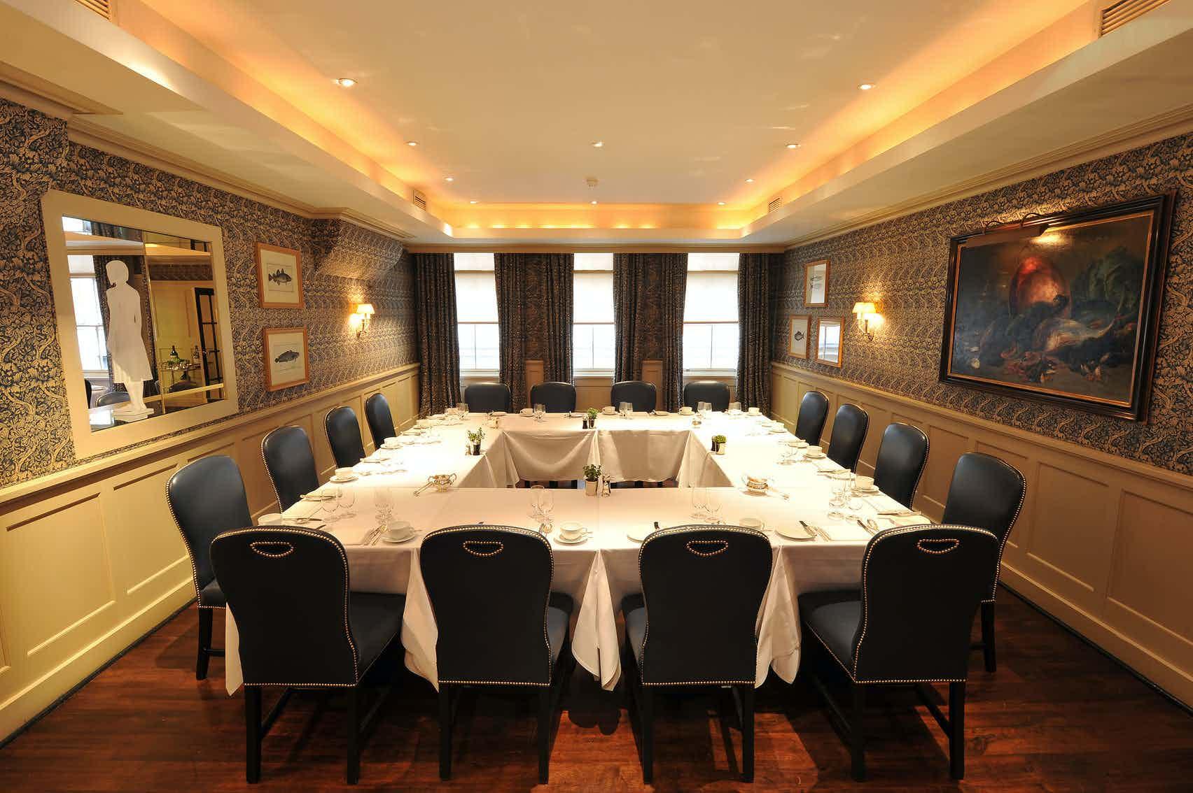 The Rib Room, Bentley's