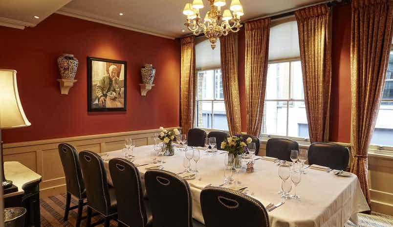 Crustacea Room , Bentley's