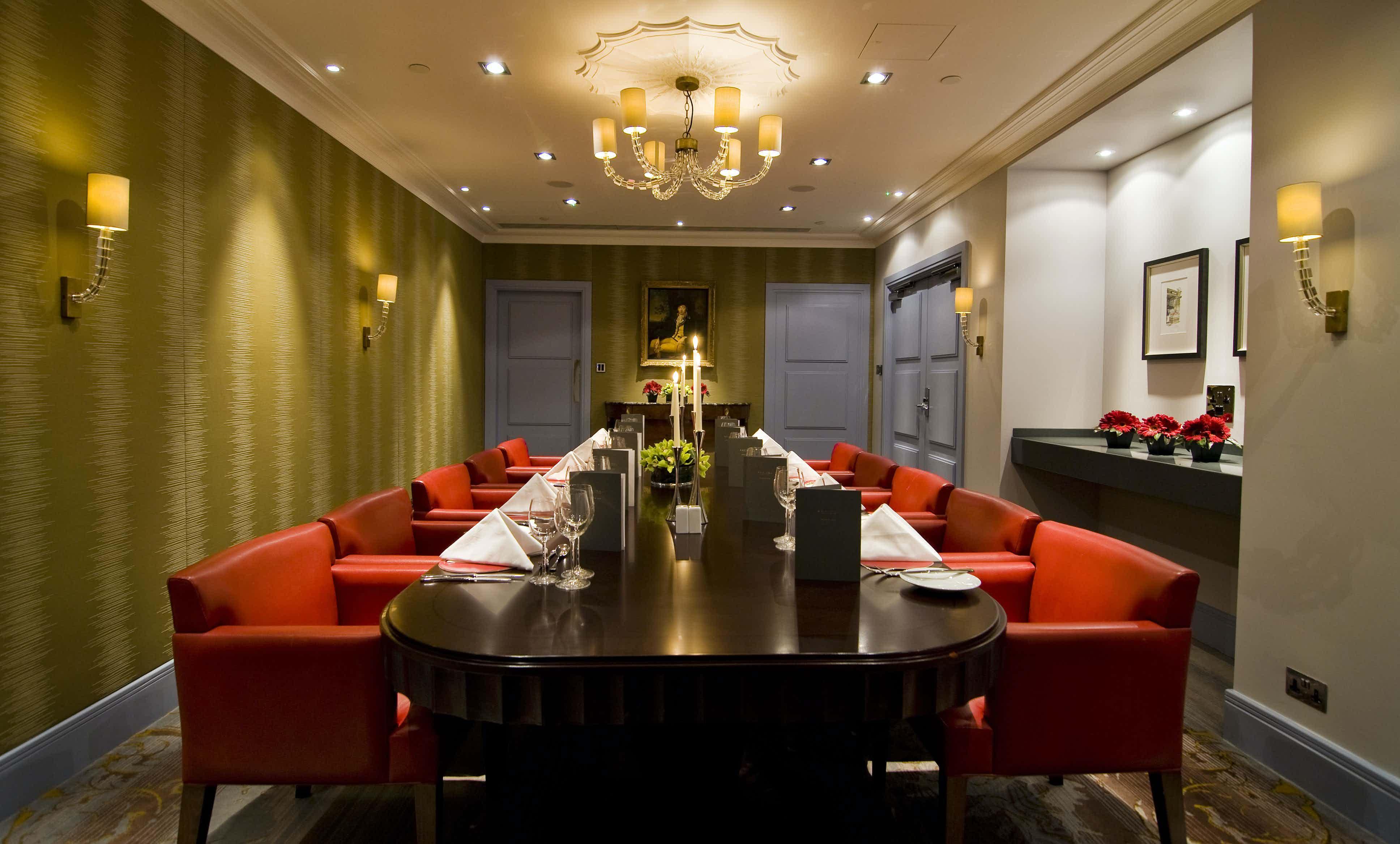 Private Dining Room, Sofitel London St James