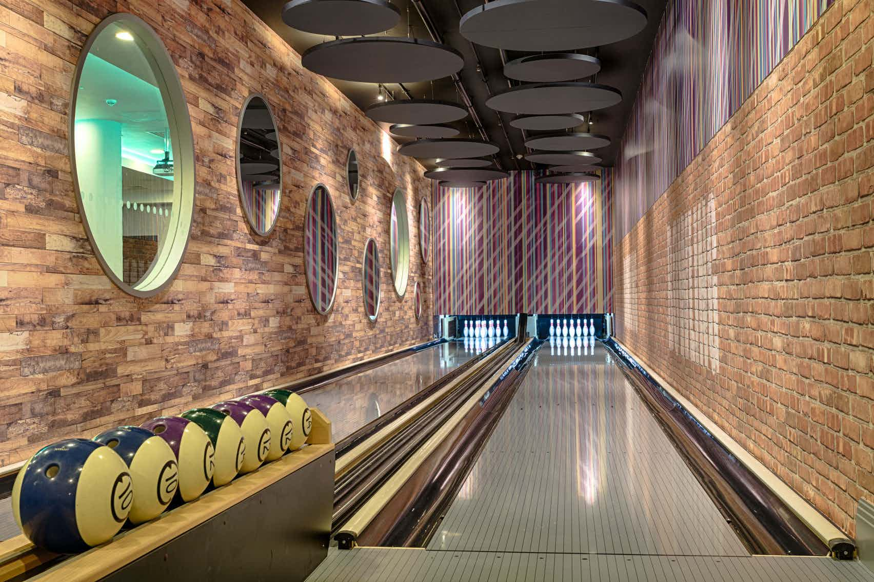The Bowling Alley, Courthouse Hotel Shoreditch