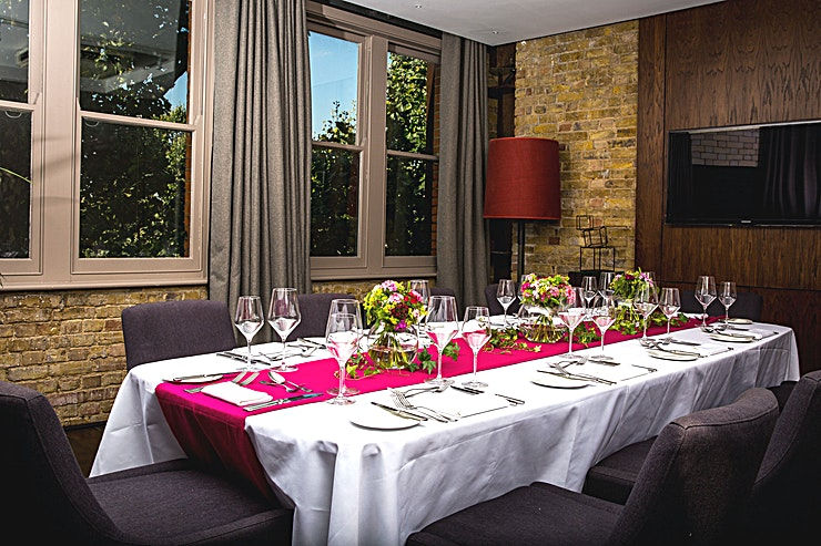 Park Room **Park Room, Century Club**