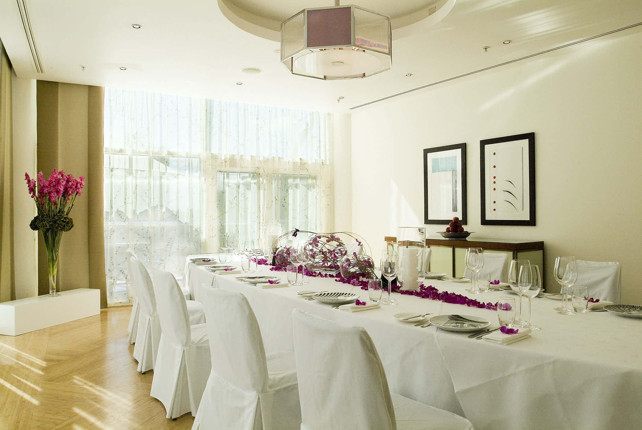 Private Dining Room, The Lowry Hotel