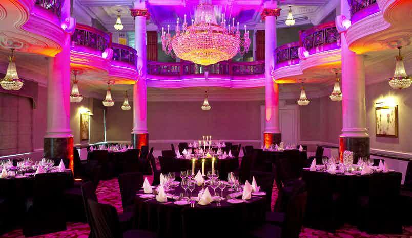 The Crystal Ballroom, St Ermin's Hotel