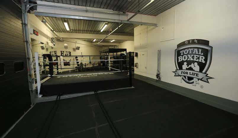 Boxing Gym and meeting rooms, Total Boxer