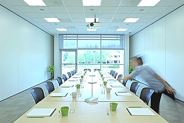 Helix Room 1 **Pay for the Helix Room 1 located in Alderley park for an exciting board meeting room hire or workshop.**   Alderley Park's three large Helix meeting rooms accommodate up to 50 people all on their
