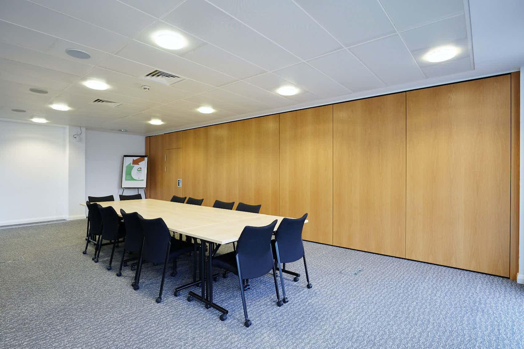 Conference Room 1, Salford Innovation Forum