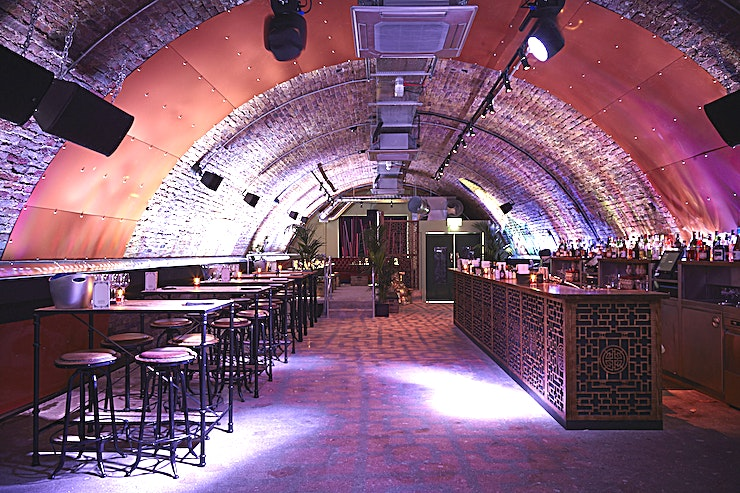Whole Venue Hire Named after the infamous 1930's fictional character, Fu Manchu is an Edwardian/Opium den themed restaurant, cocktail bar and nightclub serving authentic homemade Dim Sum alongside sublime and tortuous cocktails, before transforming into Clapham's most compelling nightclub!
