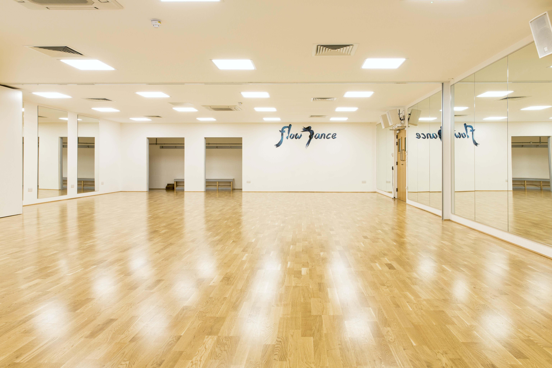 Studio 1, Flow Dance London
