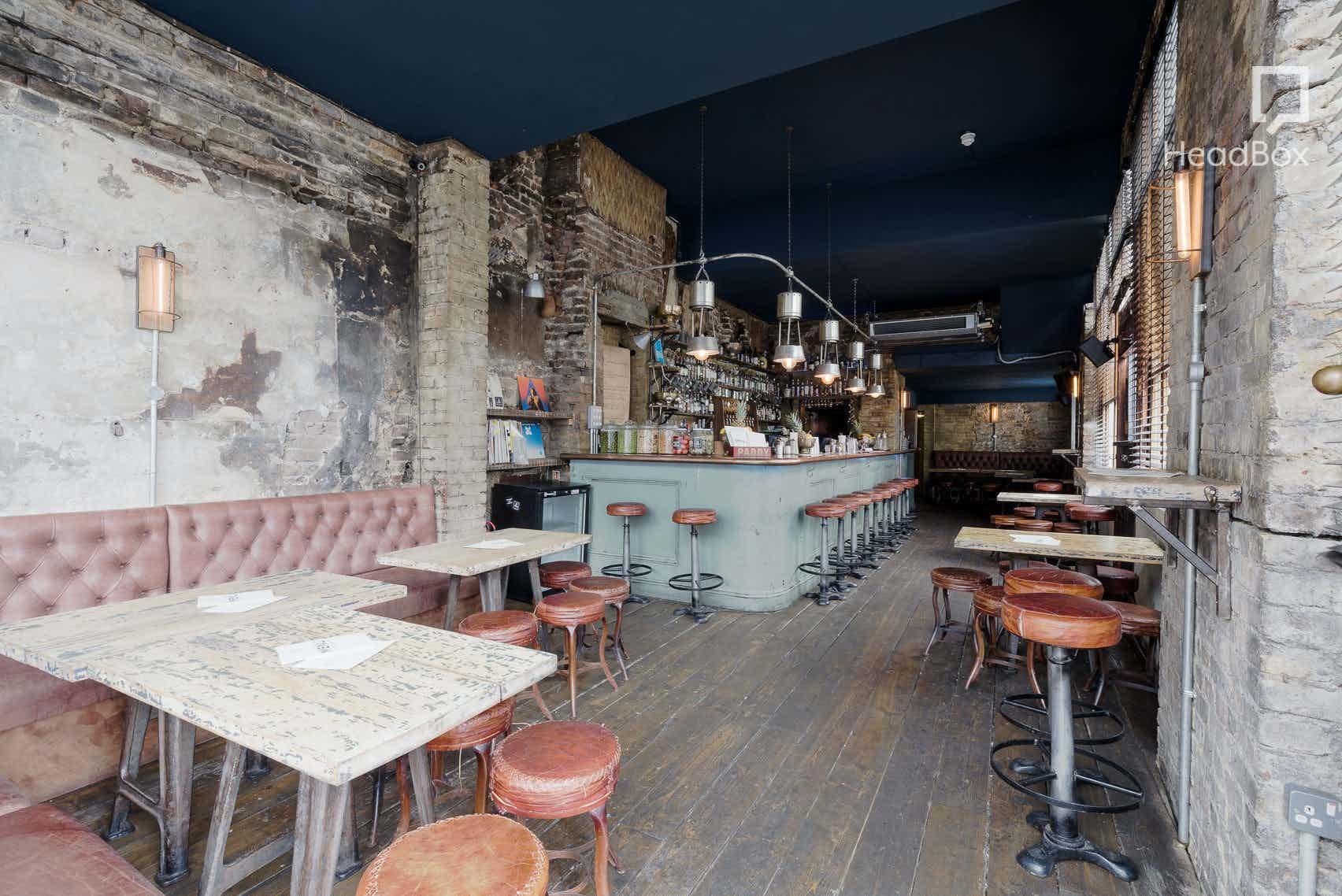 Main Bar, The Sun Tavern