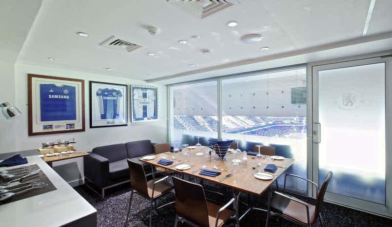 Executive Boxes, Chelsea Football Club