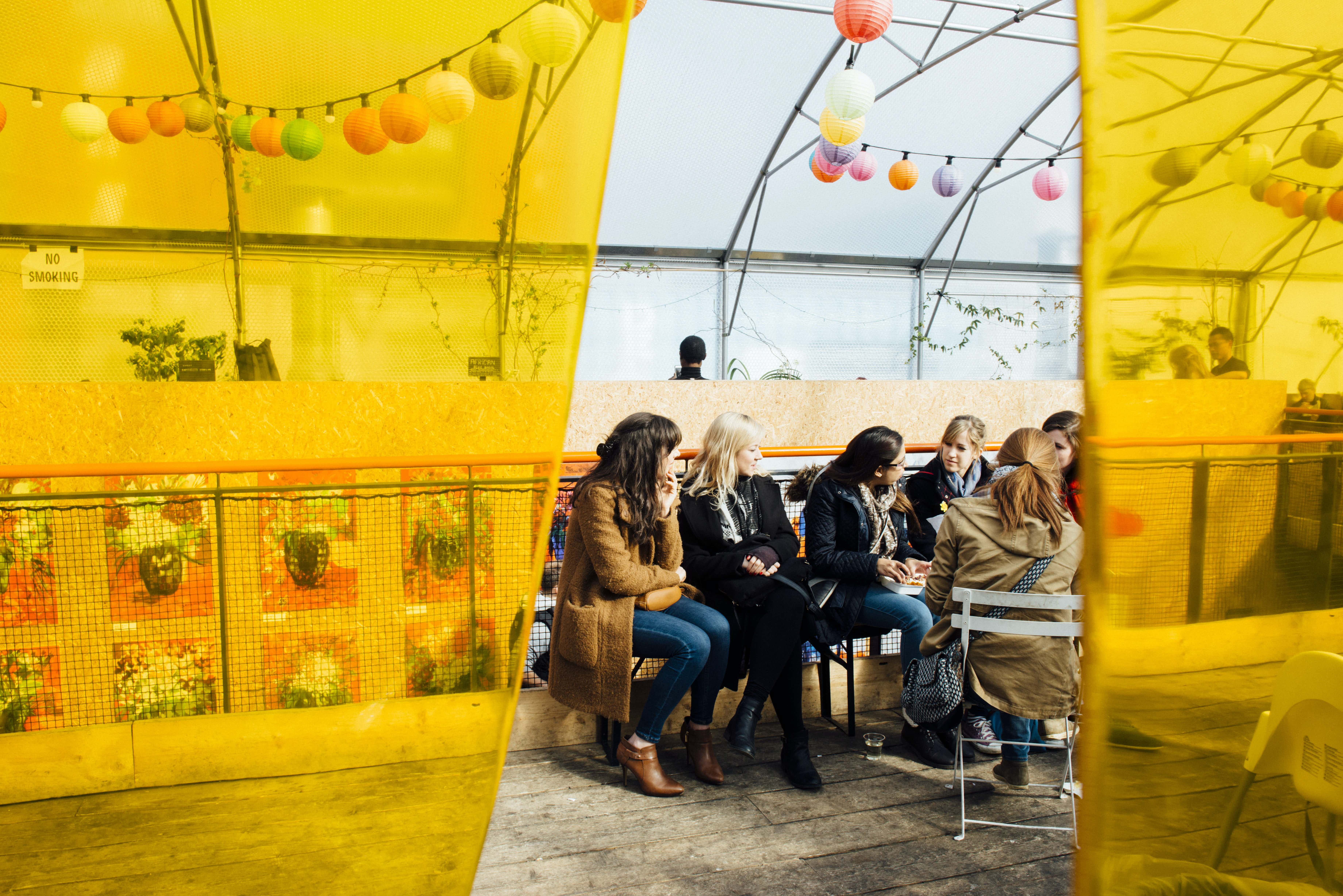 The Greenhouse Table, Pop Brixton