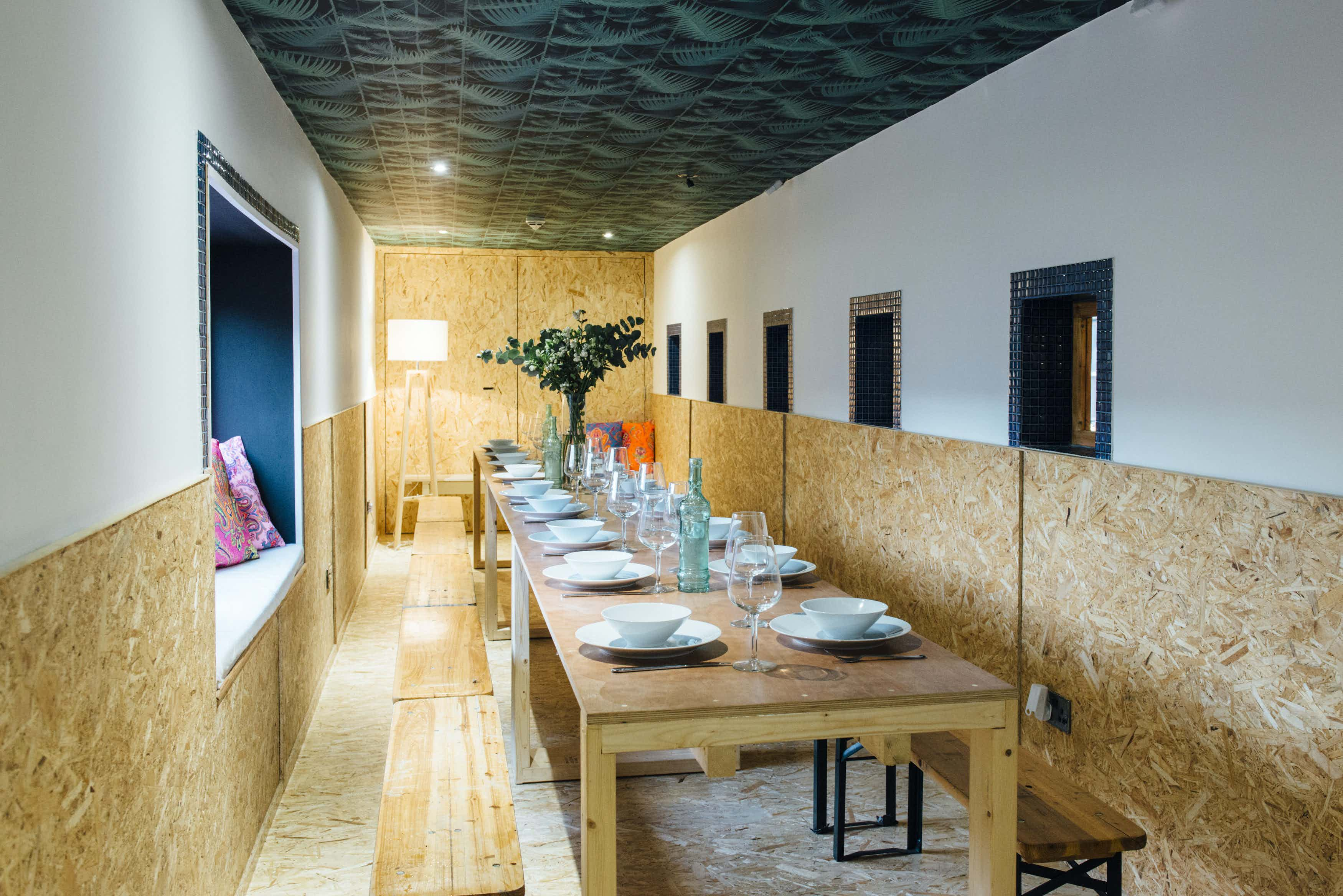 The Dining Room, Pop Brixton