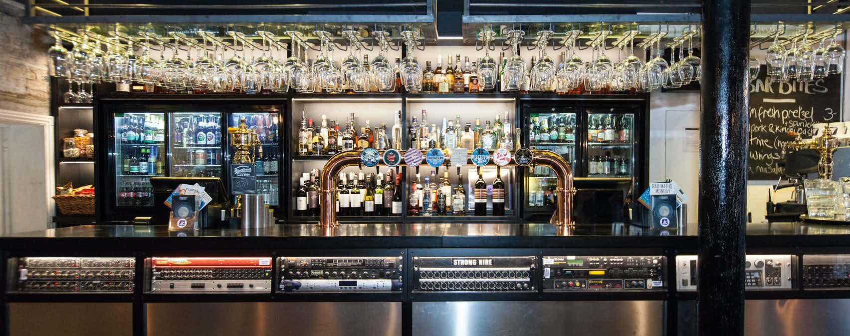 Rivington Street Bar, Strongroom Bar