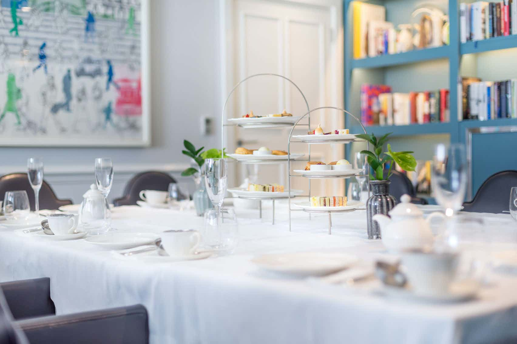 Private Afternoon Tea, The Ampersand Hotel