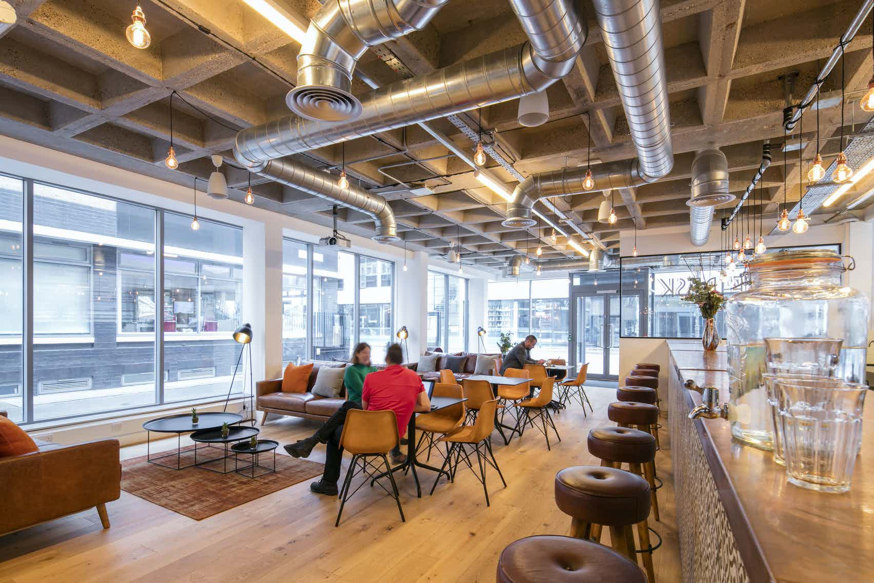 Event Space, Curtain Road Workplace