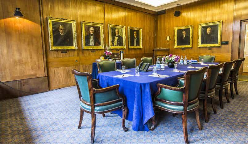 Queenborough Room, Royal Thames Yacht Club