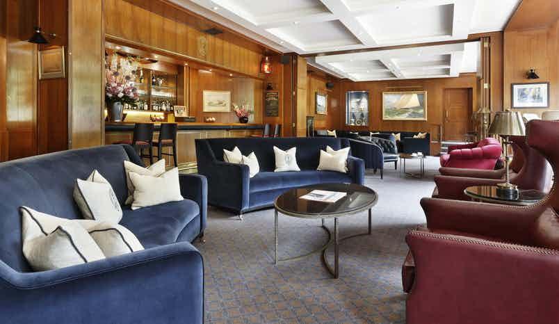 Britannia Bar, Royal Thames Yacht Club