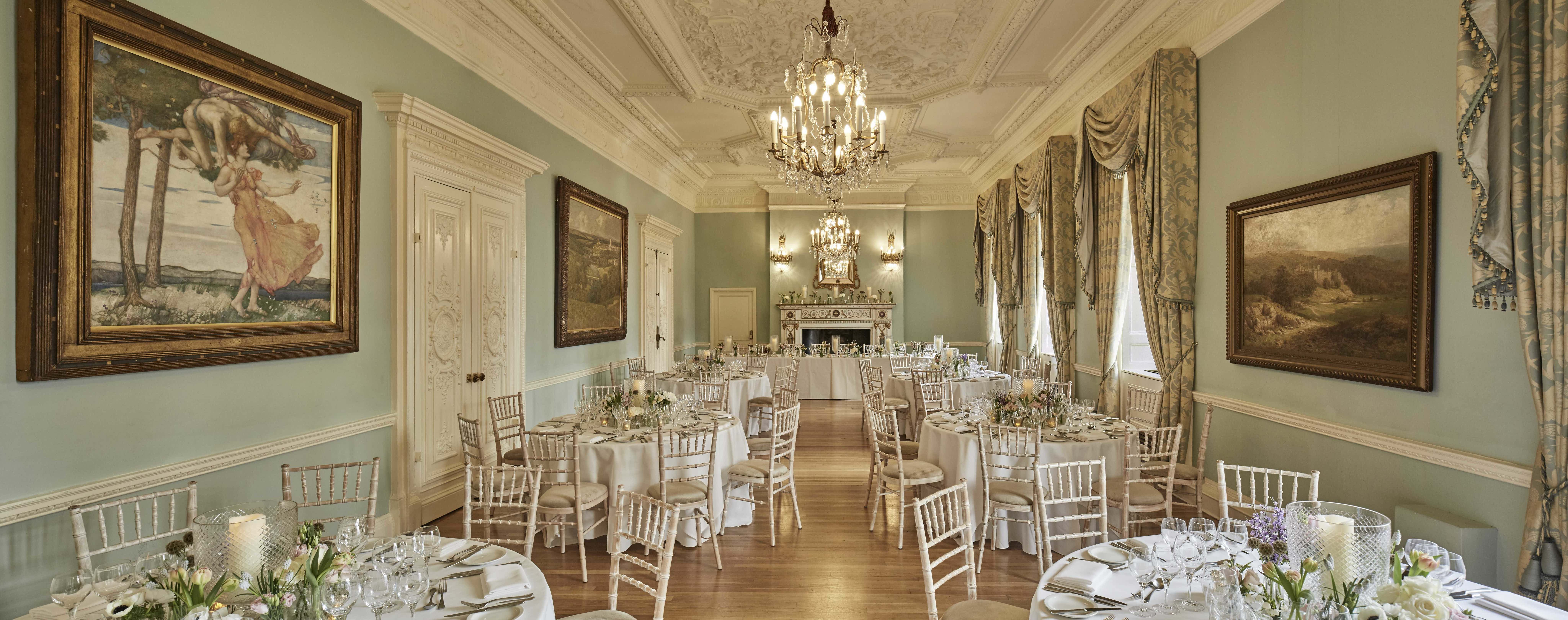 Long Drawing Room, Dartmouth House