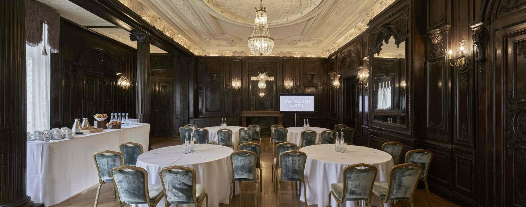 Churchill Room, Dartmouth House