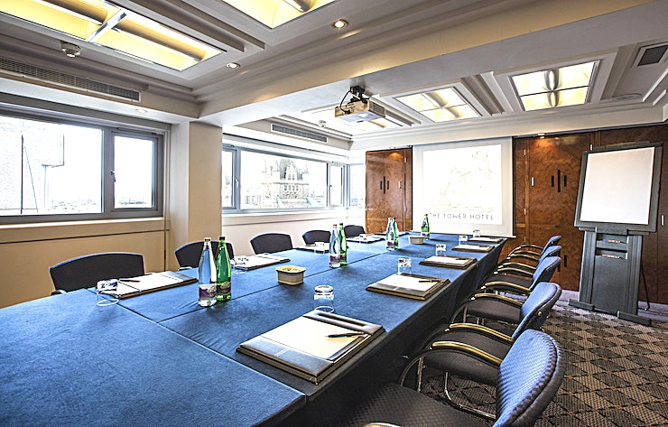 Mayflower Suite **For an iconic London view and a beautifully lit Space, you can't go wrong with hire of the Mayflower Suite**