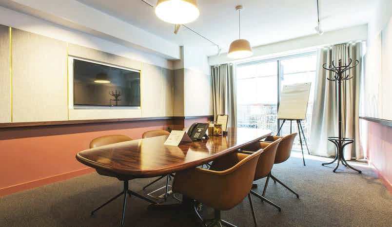 Meeting Room 2 , TOG, 10 Bloomsbury Way