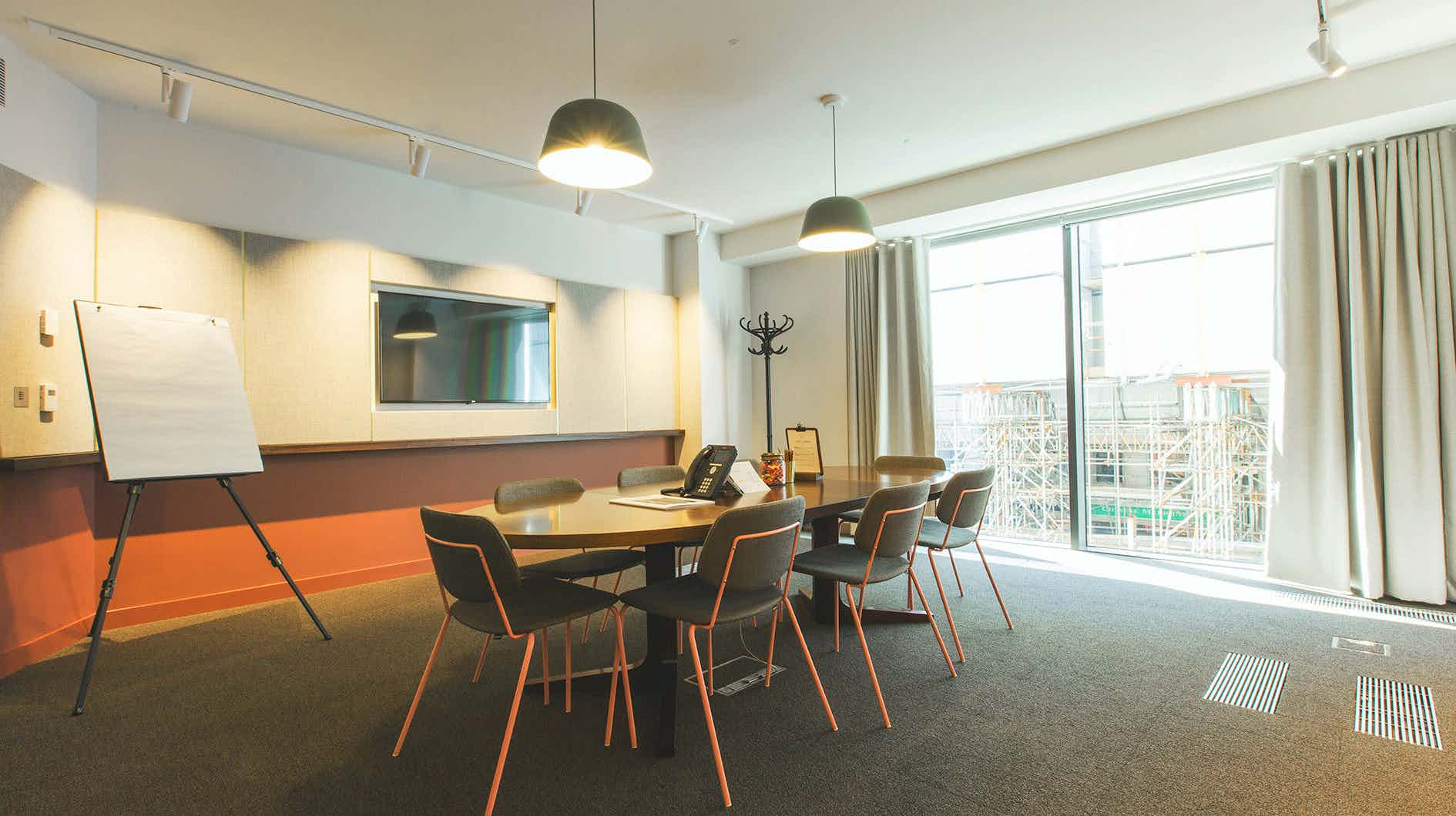 Meeting Room 5, TOG, 10 Bloomsbury Way