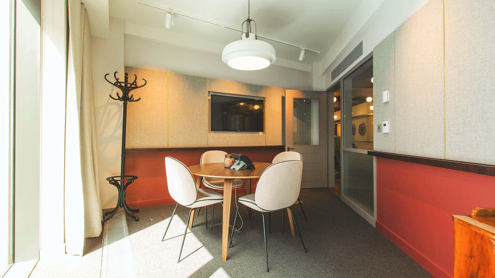 Meeting Room 8, TOG, 10 Bloomsbury Way