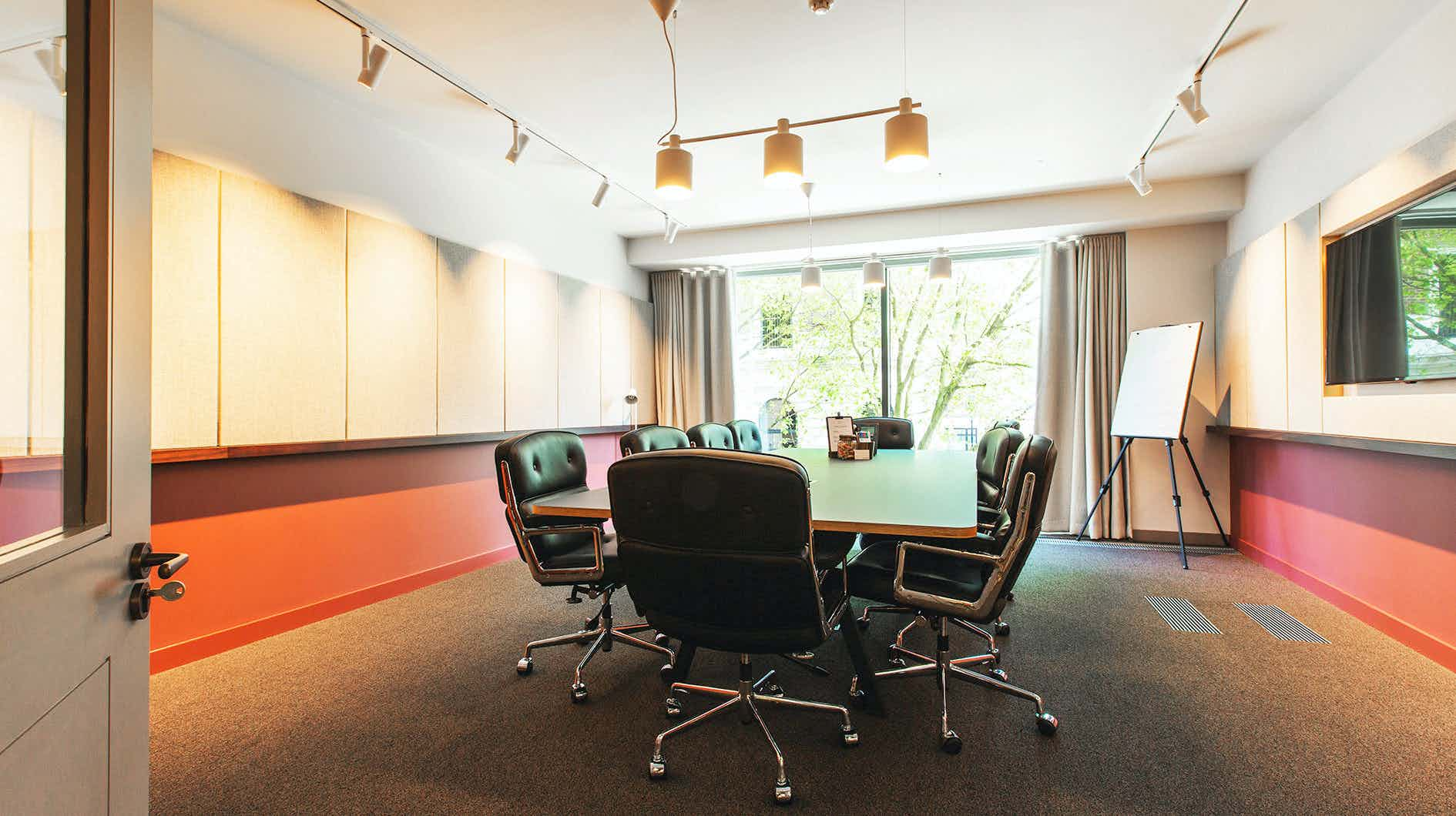 Meeting Room 9, TOG, 10 Bloomsbury Way