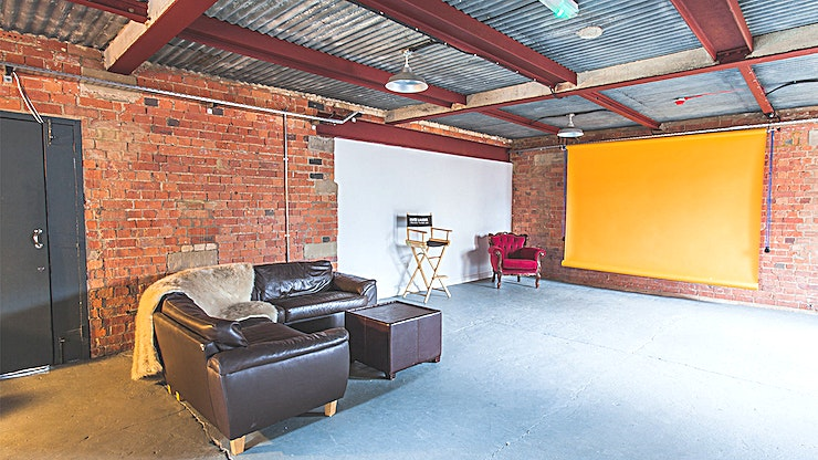 Shiny Studio Shiny Studio is a fully featured photography/videography studio situated in the heart of Northampton Town Centre. Just 5 minute walk from the train station and a big car park very close to the entrance. 
