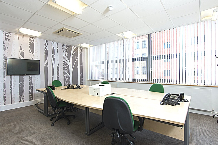 Meeting Room - Alright my Luvver **Hire the Alright my Luvver meeting room at The Waterfront as one of the best venue hire Bristol has to offer for your next meeting, workshop or conference.**