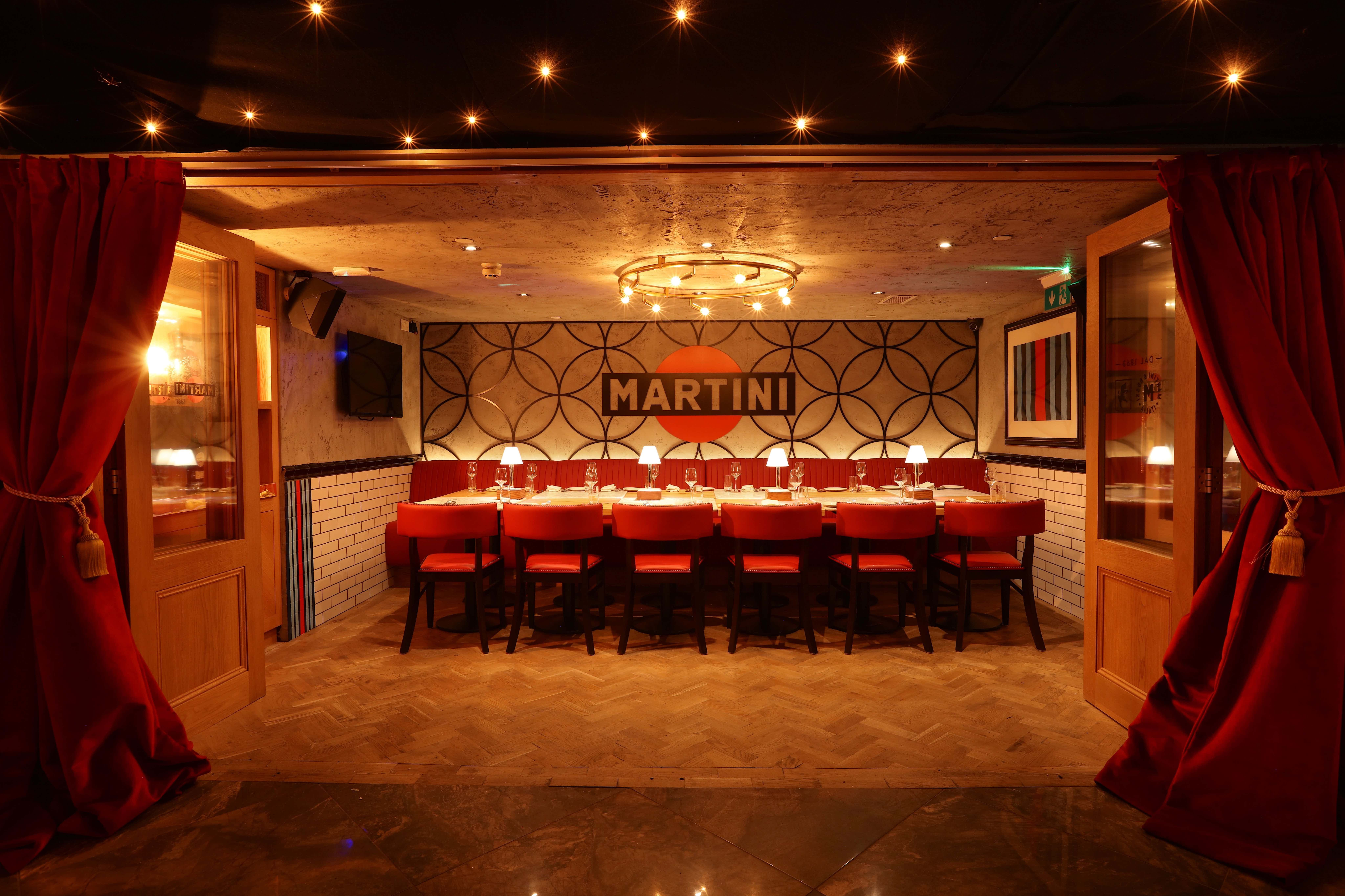 The Martini Room, Bunga Bunga Covent Garden
