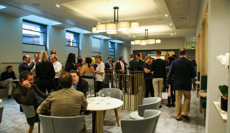 Event Space, The Clubhouse 8 St. James's Square