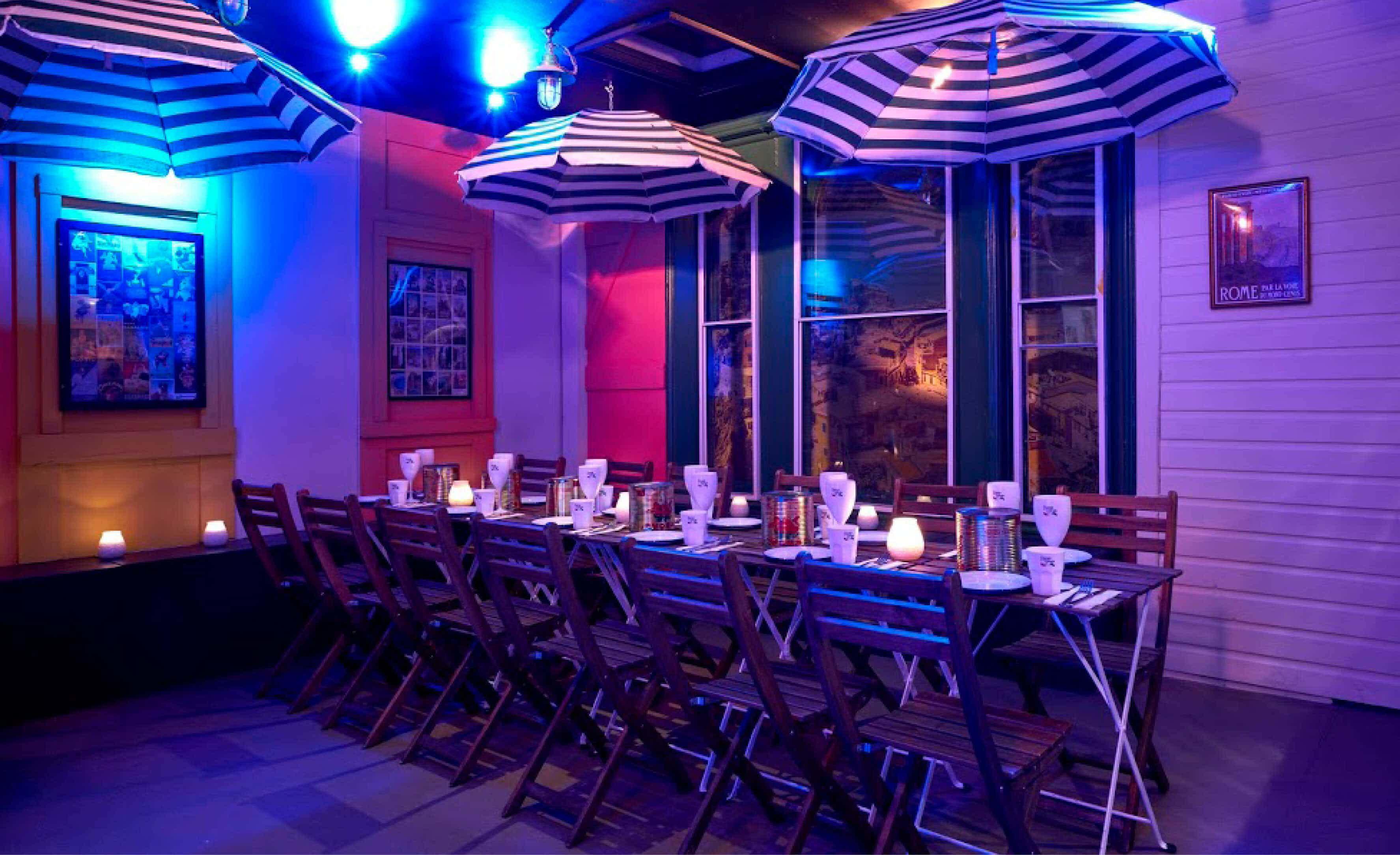 2nd Floor, Martini Prosecco Bar