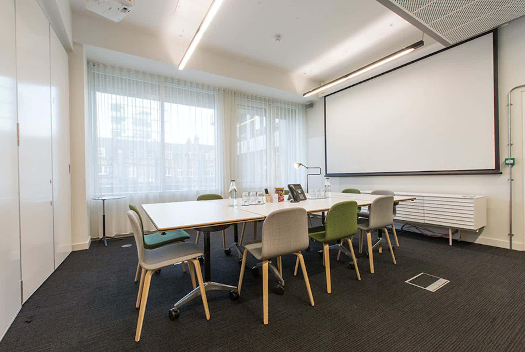 Meeting Room 7, TOG, Stephen Street