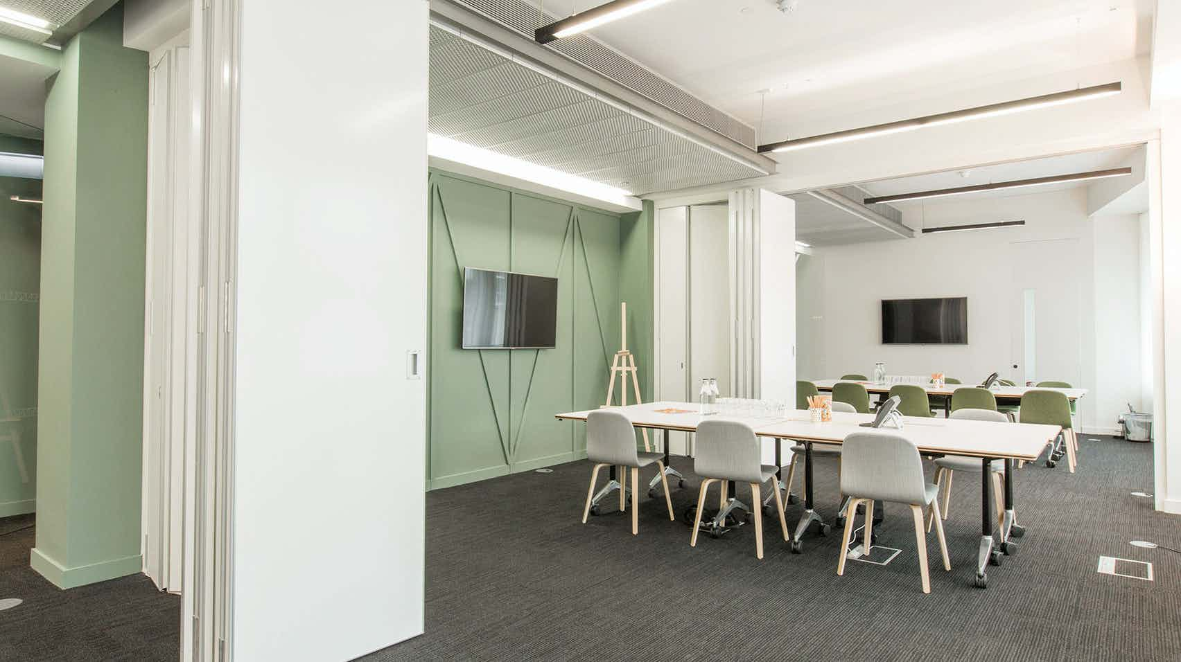 Meeting Room 6 and 7, TOG, Stephen Street