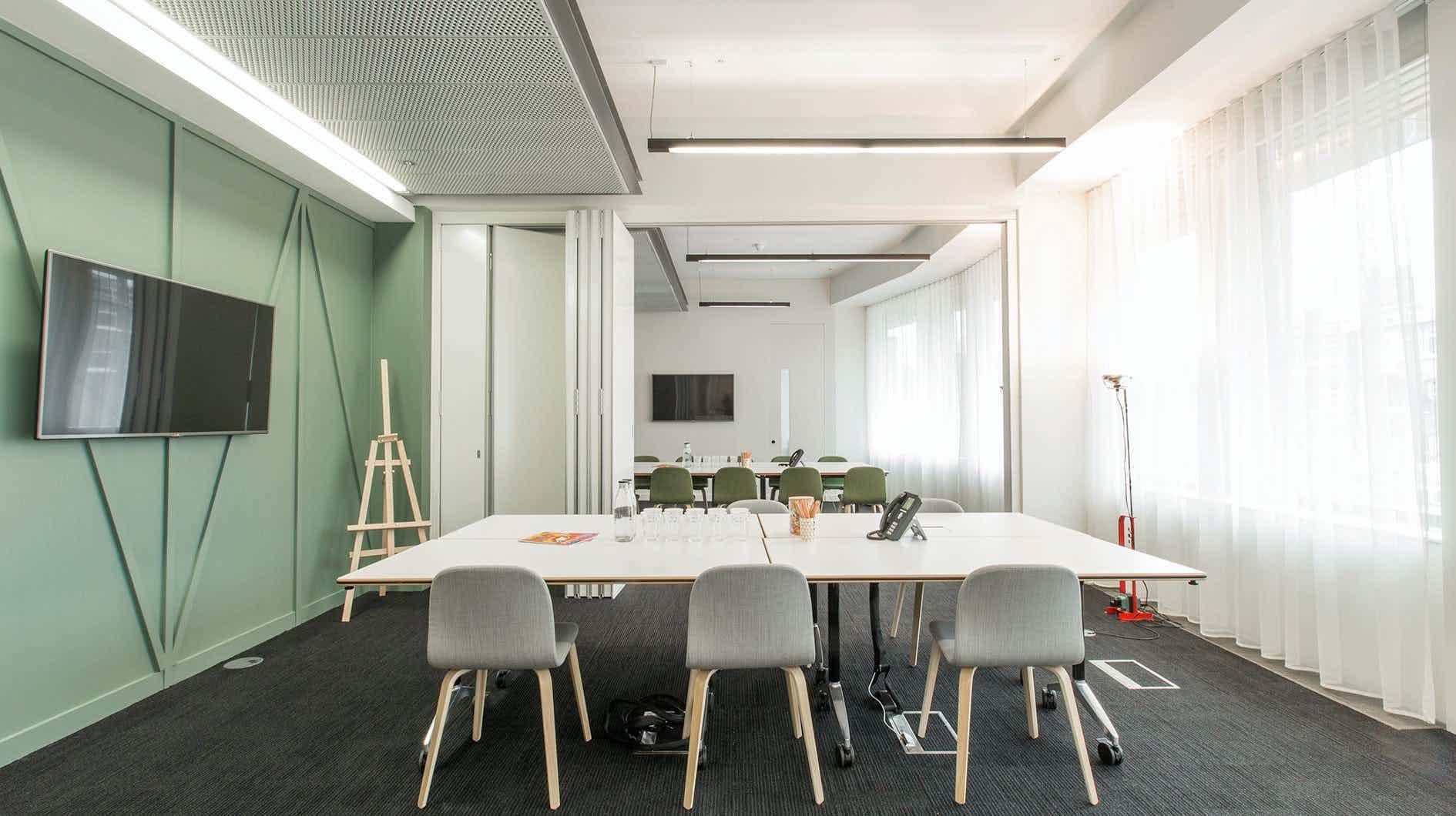 Meeting Room 6, TOG, Stephen Street