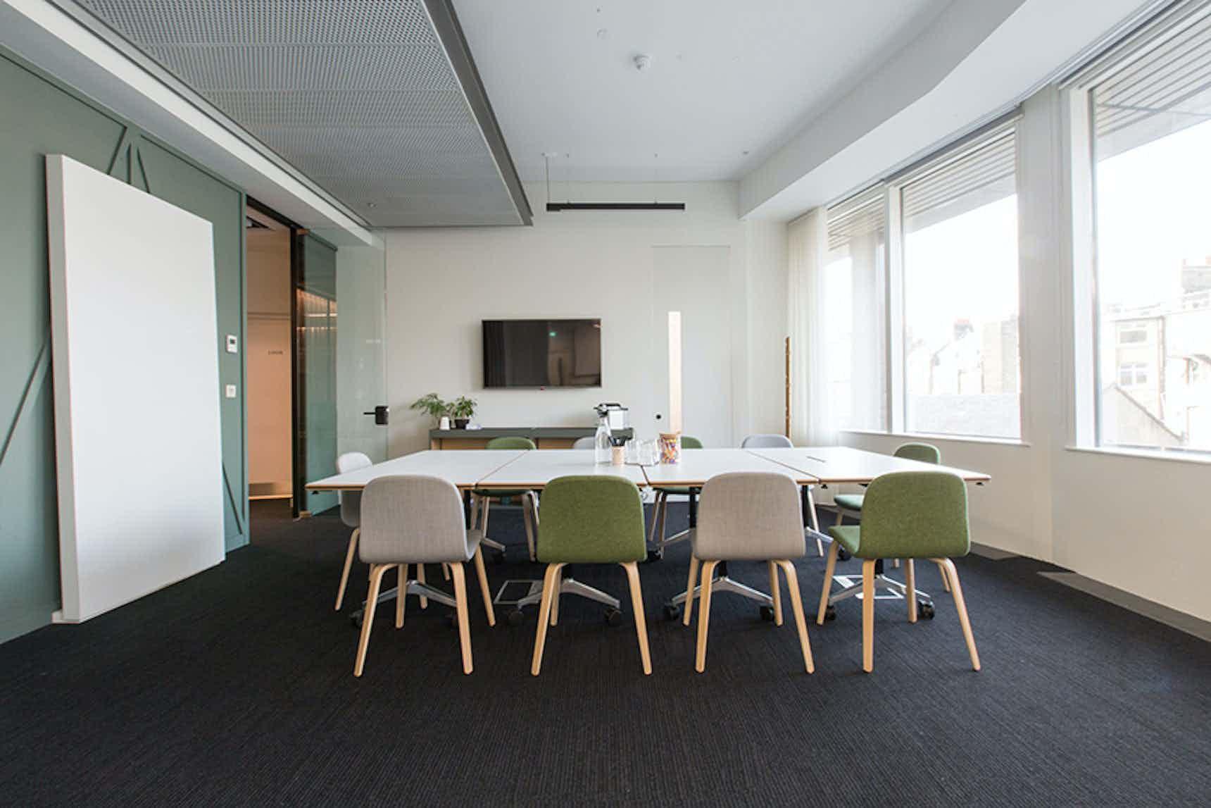 Meeting Room 5, TOG, Stephen Street