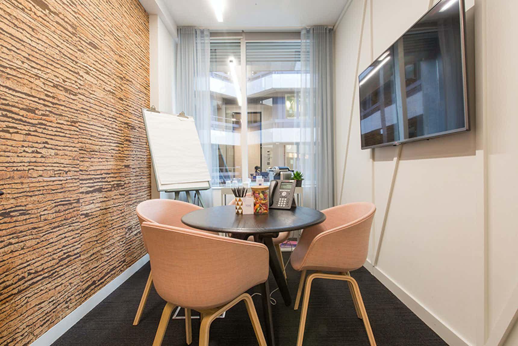 Meeting Room 1, TOG, Stephen Street