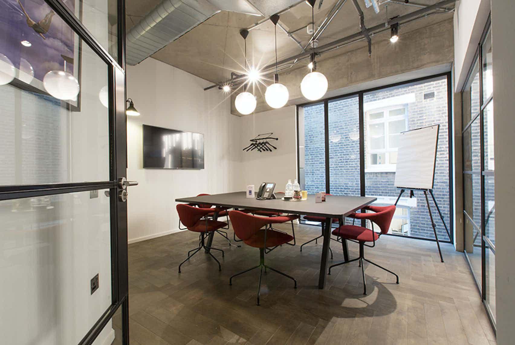Meeting Room 3, TOG, Stanley