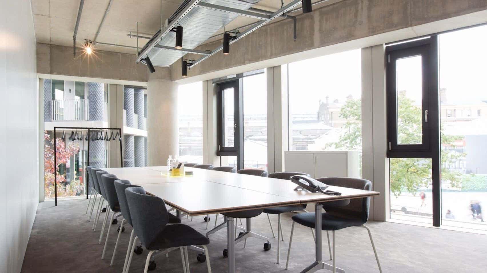 Meeting Room 6, TOG, Stanley