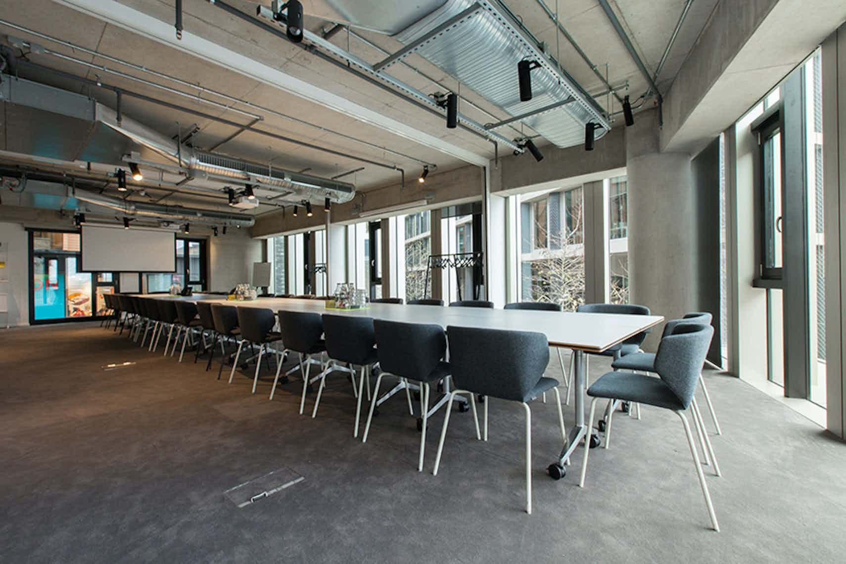 Meeting Rooms 6, 7 & 8, TOG, Stanley