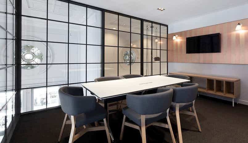 Meeting Room 5, TOG Liverpool Street