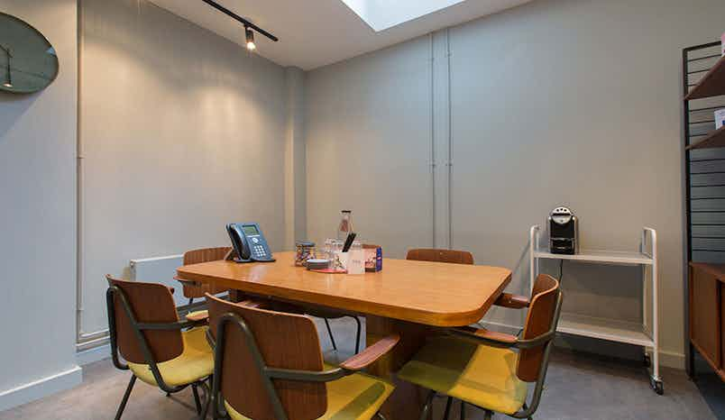 Meeting Room 5, TOG, 81 Rivington Street