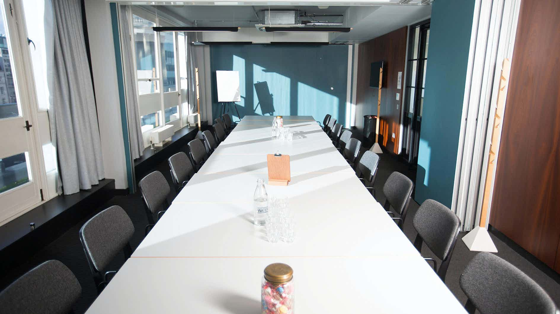 Meeting Room 4 and 5, TOG, Henry Wood House